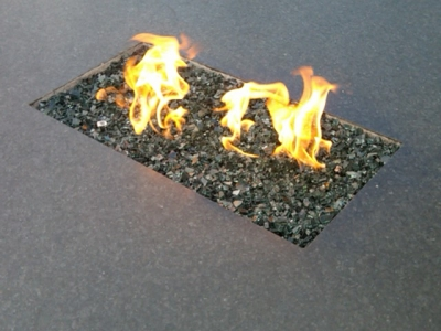 propane fire table