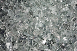 Base Fire glass