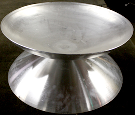 Stainless Steel fire bowl